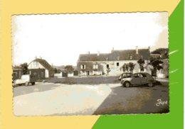 BRULON Place Des Anciennes Halles 2CV - Brulon