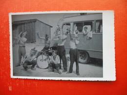4 Postcards.Ansambel Na Avtobusu?.Bus. - Slowenien