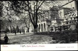 Cp Parma Emilia Romagna, Prefettura E Teatro Reinach E Trianon - Italia