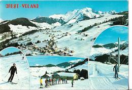 CPM/CPSM - CREST-VOLAND - Multivues - France