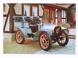Foto-AK Opel Oldtimer, 10/12 PS, Motorwagen Tonneau, Baujahr 1902, Auto, Ungelaufen - Postcards