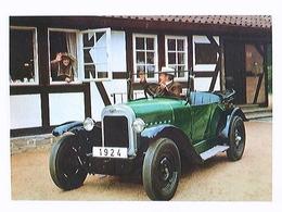 Foto-AK Opel Oldtimer, 4/12 PS, Zweisitzer Laubfrosch, Baujahr 1924, Auto, Ungelaufen - Postcards