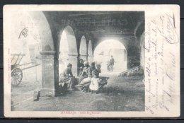 54-Liverdun, Sous Les Arcades - Liverdun