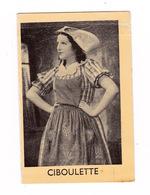 Rare ! Ciboulette (C. Autant-Lara), Petite Photo Pub. Cinéma Parlant Pathé, Séance à Marathon-Montbron (Charente), 1933 - Photographs