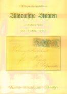 13. Kruschel Auktion 1980 - Altdeutsche Staaten - Auktionskataloge