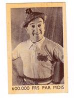 Rare ! 600.000 Frs Par Mois, Petite Photo Pub. Cinéma Parlant Pathé, Séance à Marathon-Montbron (Charente), 1926 - Photographs