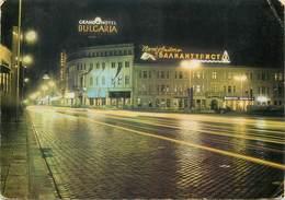 D1392 Sofia By Night - Bulgarie