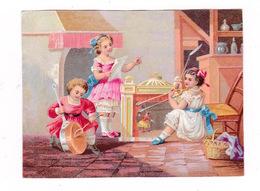 Jolie Petite Chromo Non Publicitaire, Musique - Trade Cards