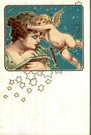 ANGELES Art Nouveau  Illustrateur - Angeles