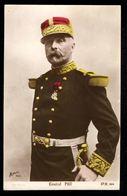 Général PAU - Coll. P.R.164 - Personnages
