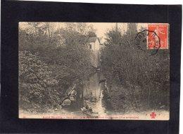 """79512   Francia,   Saint-Maurice,  Petit Bras De La Marne Au Pont De L""""Beluse,  VG - To Identify"""