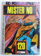 MISTER NO N° 120 MON JOURNAL - Mister No