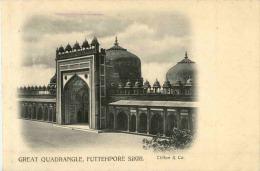 India - Futtehpore Sikri - Grat Quadrangle - India
