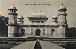 India - Agra - Tomb Of Itmad Ud Daula - India