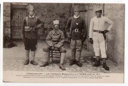 LA TREMBLADE --1912--Les Tirailleurs Malgaches.................. - La Tremblade