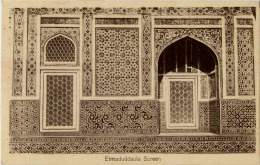 India - Etmaduddaula - Screen - India