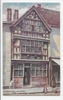 Stratford, The Harvard House - Tuck Oilette 7526 - Stratford Upon Avon