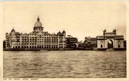 India - Bombay - Taj Mahal Hotel - India