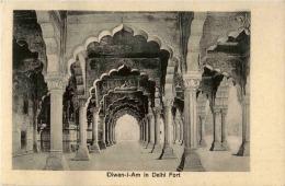 India -Delhi -  Diwan I Am In Delhi Fort - India