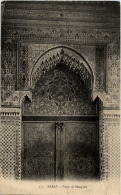 Maroc- Rabat - Porte De Mosque - Rabat
