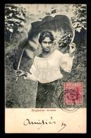 SRI-LANKA - CEYLAN - SINGHALESE WOMAN - Sri Lanka (Ceylon)