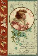 PAPILLON VLINDERS 1903  Art Nouveau  Illustrateur SINCERE - Ilustradores & Fotógrafos