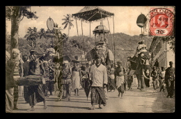 SRI-LANKA - CEYLAN - COLOMBO - KANDY PARAHERA - Sri Lanka (Ceylon)