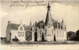 Chateau De Porce - Vannes