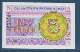 Kazakhstan - 5 Tyin - Pick N°3 - NEUF - Kazakhstán
