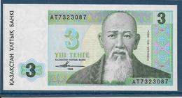 Kazakhstan - 3 Tangé - Pick N°8 - NEUF - Kazakistan