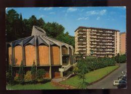 B6355 GENOVA - PEGLI - CHIESA SAN FRANCESCO NEL QUARTIERE GIARDINI - Genova (Genoa)