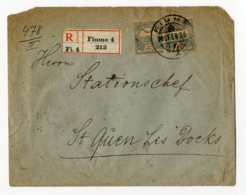 Timbre - Fiume ? - 2 Timbre. 1926 (voir Scan) - Stamps