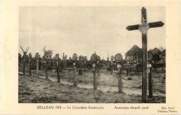Belleau 1918 - Le Cemetiere American - Frankreich