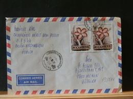 79//834   LETTRE MACAMBIQUE POUR LA BELG. - Mozambique
