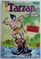PETIT FORMAT TARZAN GEANT 051 SAGEDITION 1982 - Unclassified