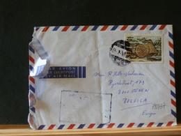 79//837   LETTRE MACAMBIQUE POUR LA BELG. - Mozambique