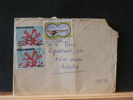 79//839  LETTRE MACAMBIQUE POUR LA BELG. - Mozambique