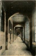 Gand - La Galerie De La Troupe Dans La Caserne Leopo Feldpost - Gent