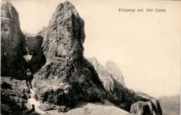Eingang Ins Val Culea (5519) - Italia