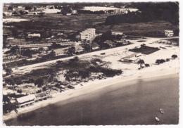 Pointe-Noire - Station Balnéaire Et Club Nautique (plage) Circulé 1958, Beau Timbre Et Cachet - Pointe-Noire