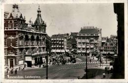 Amsterdam - Leidseplein - Amsterdam