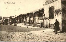 Am Markt In Pinsk Feldpost 1918 - Weißrussland