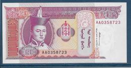 Mongolie - 20 Tugrik - Pick N°54 - NEUF - Mongolia