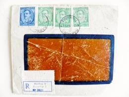 Cover Jugoslavia Maribor Registered Slovenia - Covers & Documents