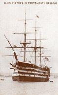 PORTSMOUTH.BATEAU H.M.S.VICTORY. Carte En Achat Immédiat - Portsmouth