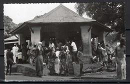 Carte Photo, Bangui, Place Du Marché, La Boucherie Africaine ( Photo : Remond ) - Central African Republic
