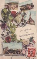 CPA - 76 - BONSECOURS - Un Bonjour De Bonsecours - Bonsecours