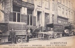 ARRAS // ALIMENTATION - Arras