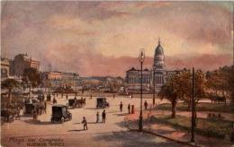 Buenos Aires - Plaza Del Congresso Tucks - Argentine