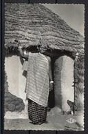 Carte Photo, Binder ( Tchad ), Jeune Femme Foulbé - Ciad